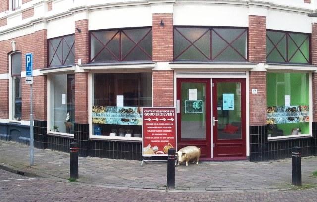 nederlandsche inkoopkantoor deventer, koers goud